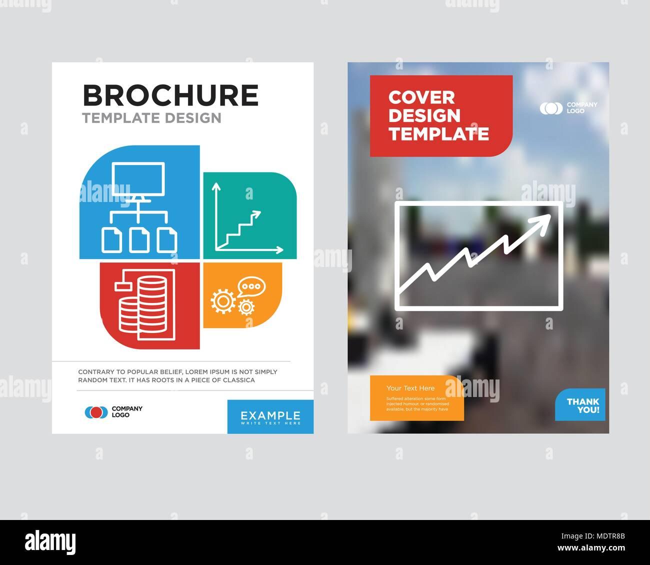 Data Analytics Brochure Flyer Design Template With Abstract Photo  Background, 3D Data Analytics, Data Analytics Ascending, Database Analysis,  Data Flo