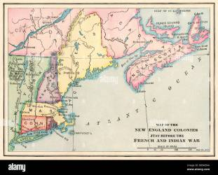 New England Colonies High Resolution Stock Photography and Images Alamy