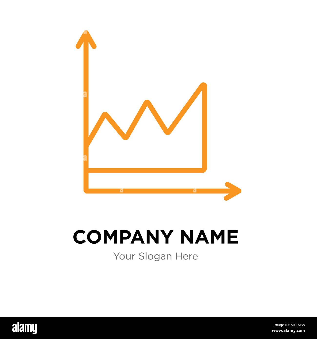 hight resolution of data graphic company logo design template business corporate vector icon stock image