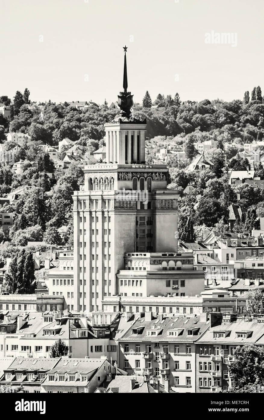 Hotel International Prague Czech Republic Architectural