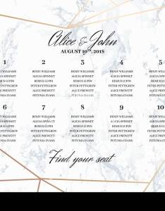 Wedding seating chart poster template also stock vector art rh alamy