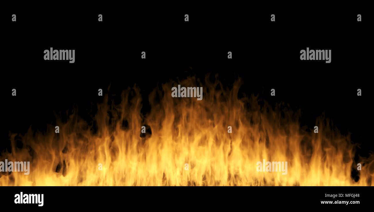 realistic flame stock photos