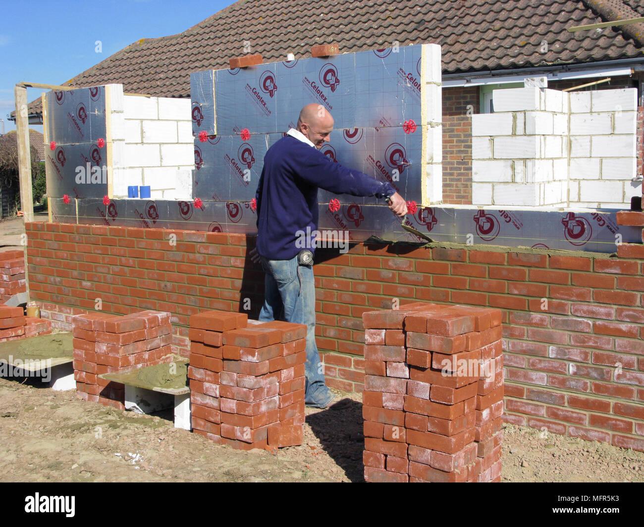 builder construction worker building