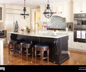 traditional kitchen stools