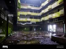 Abandoned Hotel Stock &