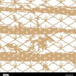 Japanese Pattern Vector With Marble Wallpaper Texture Graphic Style Gold Geometric Background Stock Photo Alamy