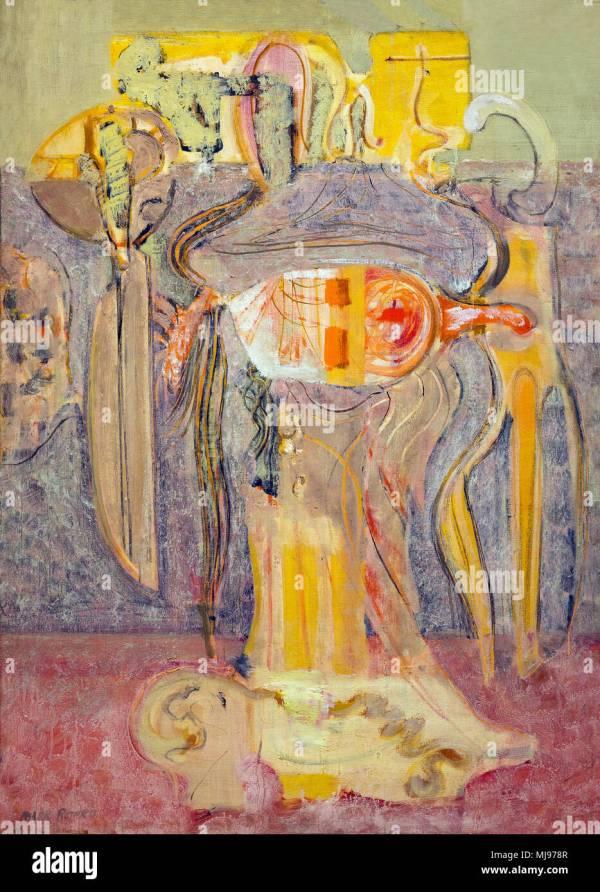 Abstract Painting Rothko Stock &