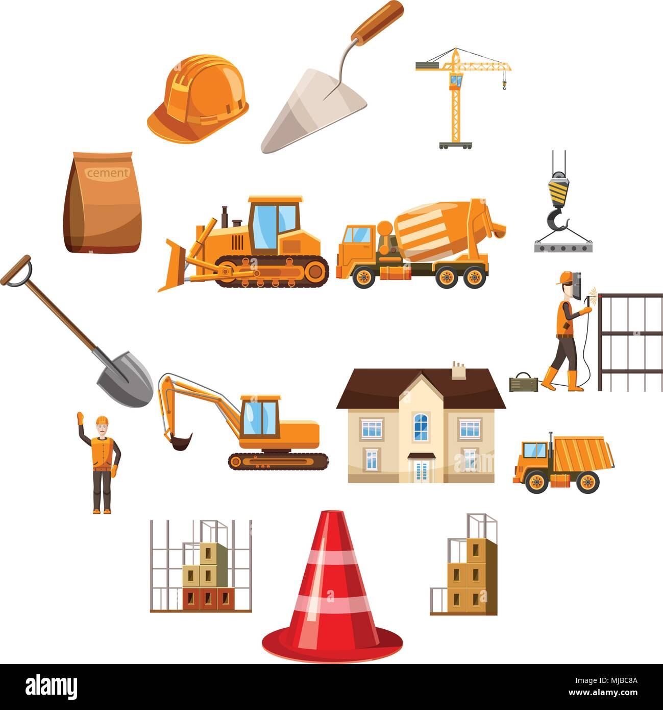 house mover icon stock
