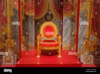Napoleon Emperor Throne Stock Photos & Napoleon Emperor ...