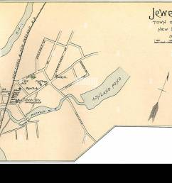 map of jewett city in town of griswold 1893 stock image [ 1300 x 847 Pixel ]
