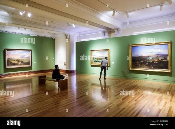 Landscape Exhibit Museum