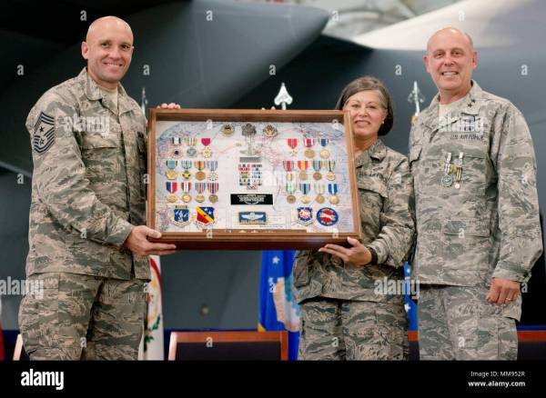 West Virginia Air National Guard Command Chief