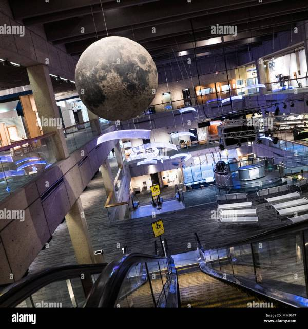 Boston Museum Of Science Stock & - Alamy
