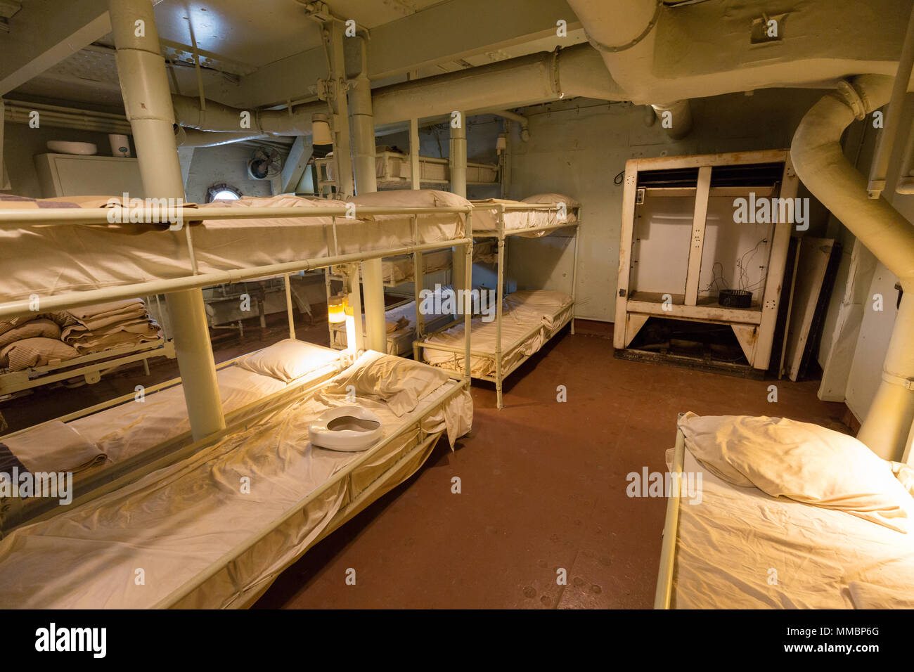 Crew Quarters Stock Photos Amp Crew Quarters Stock Images