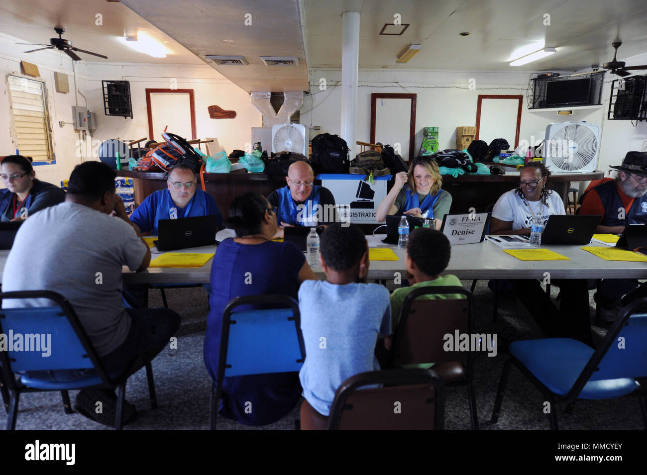 Disaster Recovery Specialist Ferderiksted St Croix U S Virgin Islands October 14 2017
