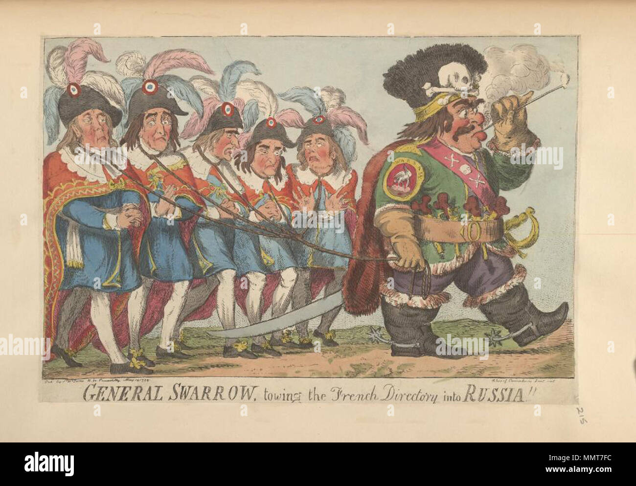 directory french revolution cartoon