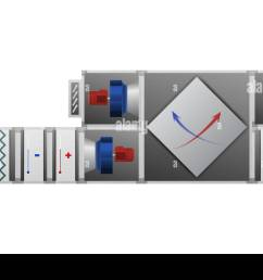 air handling unit hvac industry [ 1300 x 956 Pixel ]