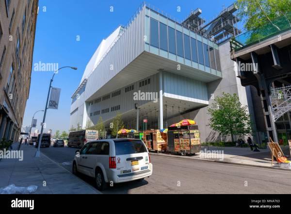 Whitney Museum Of American Art Stock &