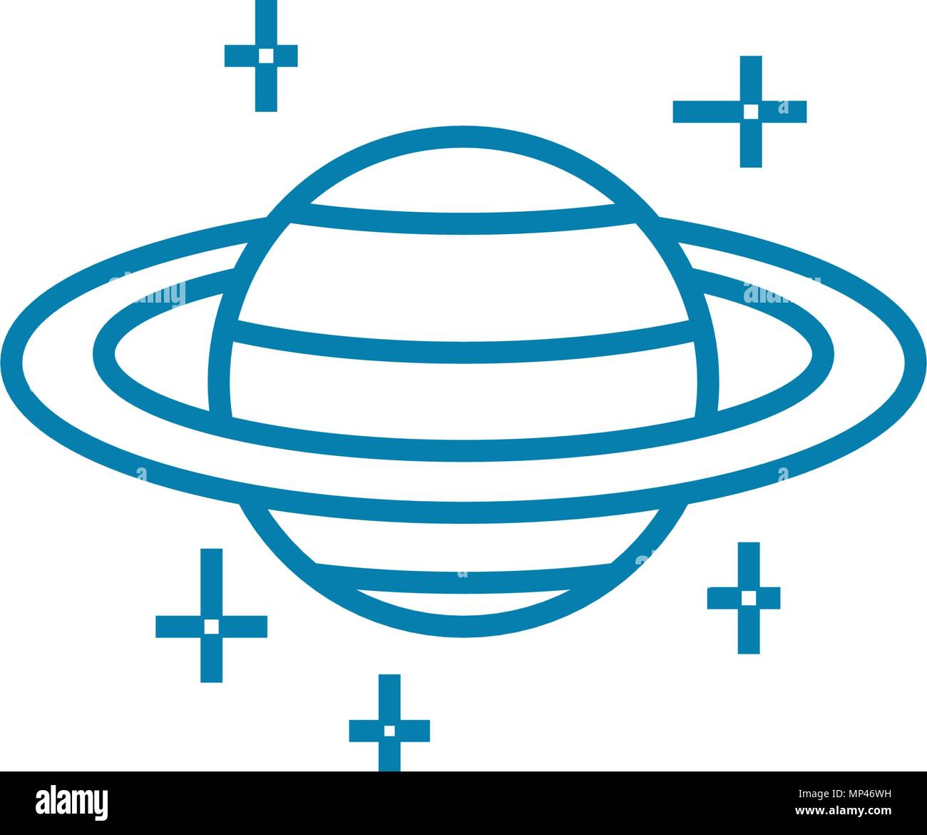 Earth Observation Stock Vector Images  Alamy