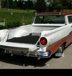 1958 ford ranchero custom 300 stock image [ 1300 x 956 Pixel ]