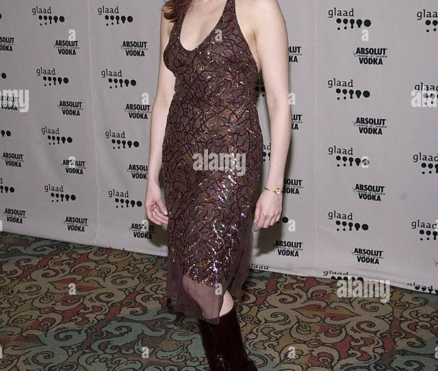Deborah Gibson Arriving At The 12th Glaad Awards Honoring Individuals And Projects For Their Representations Of Gay Lesbians Bisexual And Transexual At