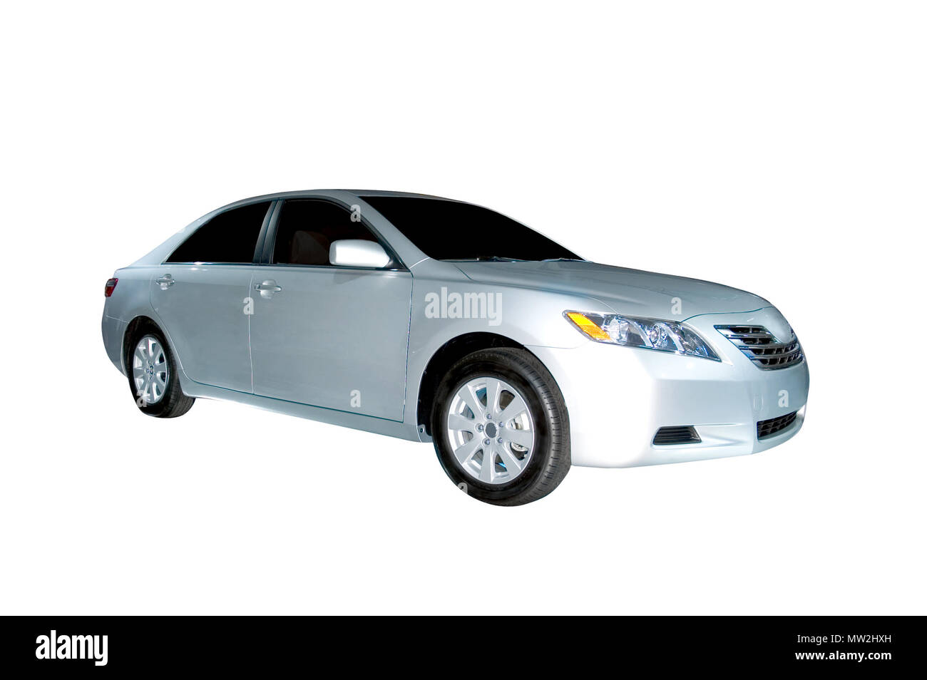 brand new toyota camry hybrid all thailand stock photos and