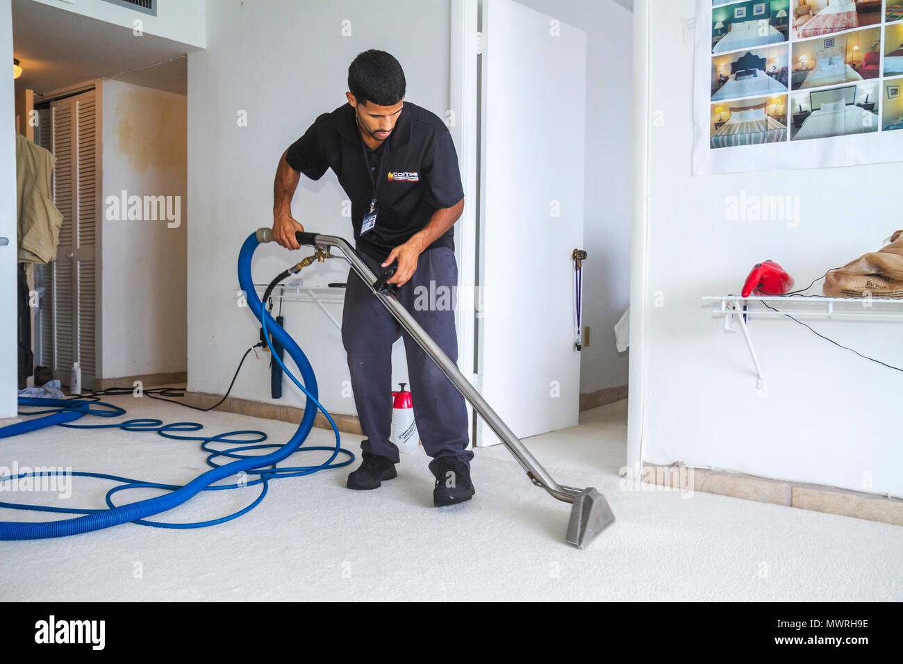 sofa cleaning miami beach black friday 2018 deals carpet cleaner stock photos and images