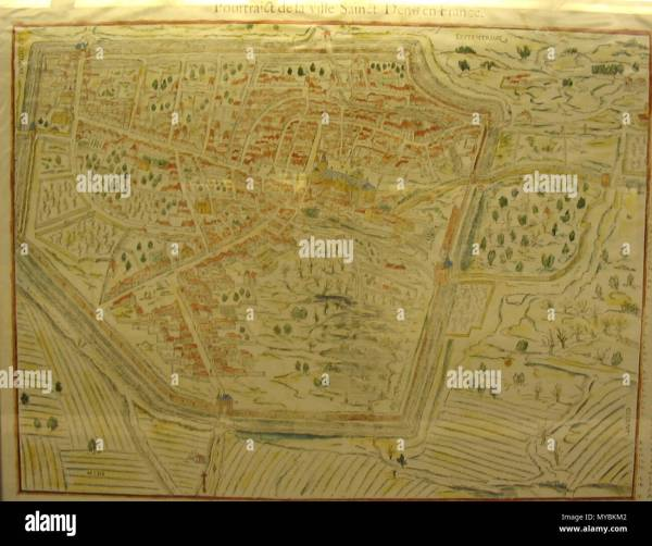 Saint Denis France Map.20 Saint Denis Map Pictures And Ideas On Meta Networks