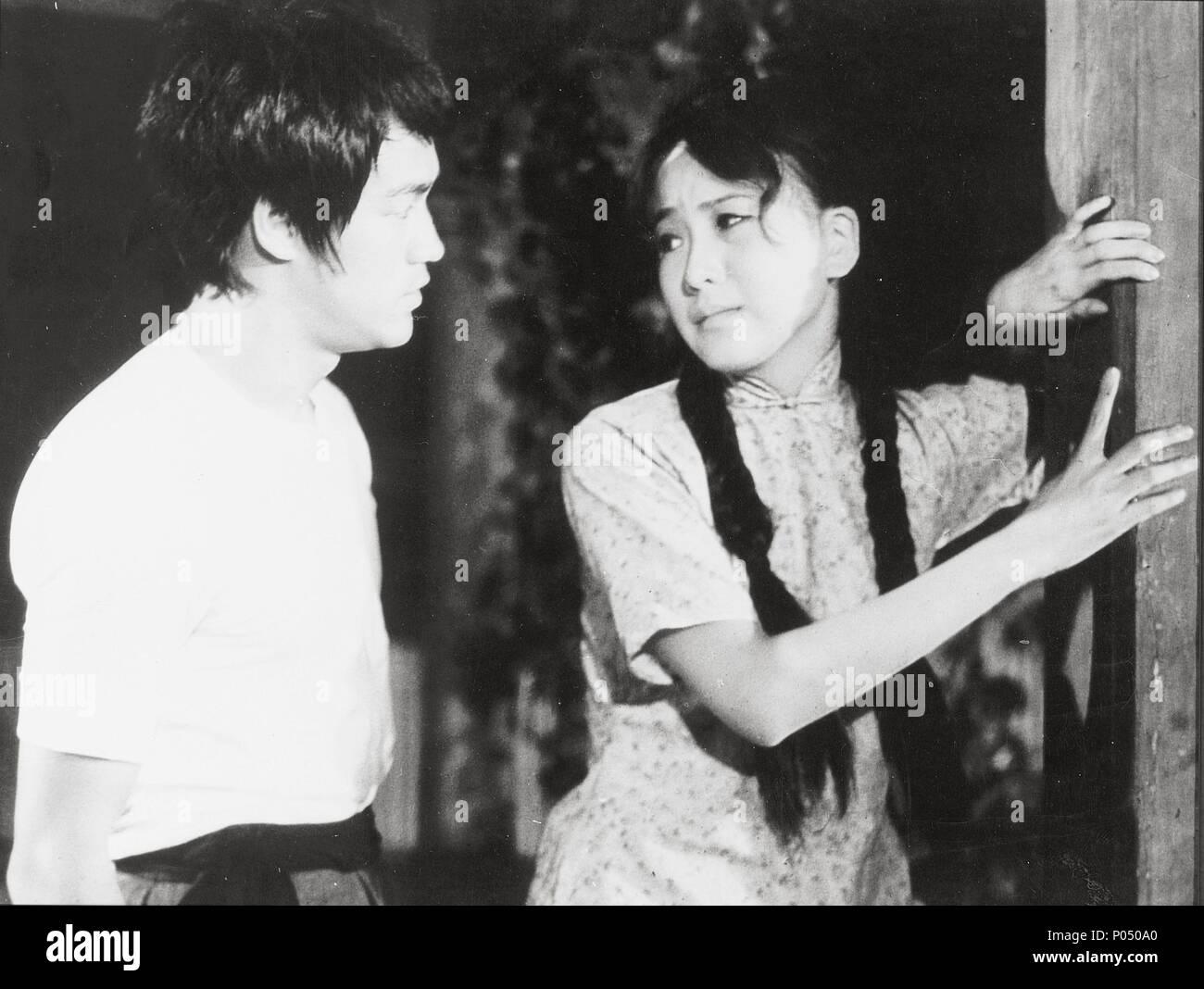 Original Film Title: TANG SHAN DA XIONG. English Title: THE BIG BOSS. Film Director: WEI LO. Year: 1971. Stars: BRUCE LEE; MARIA YI. Credit: 20TH ...