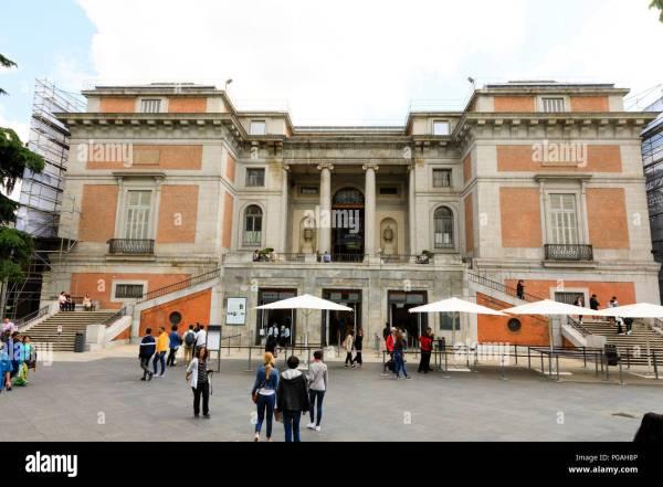 Prado Madrid Stock &