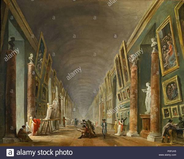Du Louvre Grande Galerie