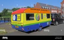 Music Band Caravan Stock &