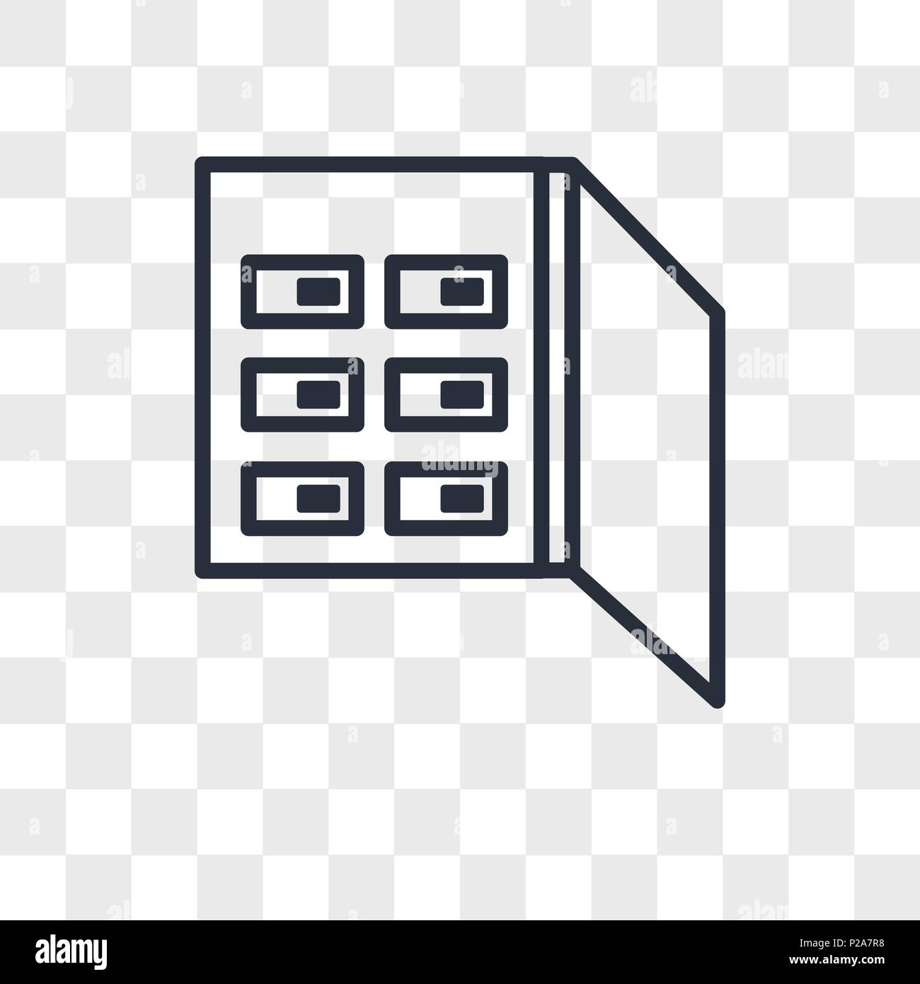 hight resolution of fuse box vector icon isolated on transparent background fuse box logo concept
