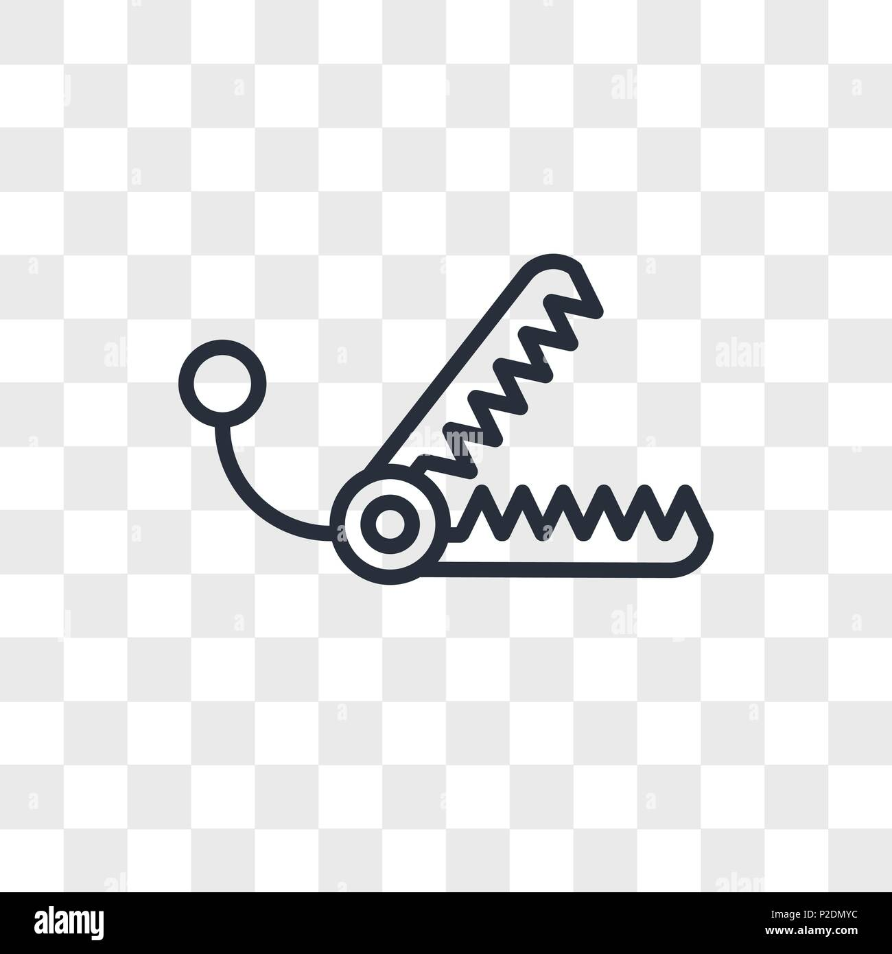 bear trap vector icon