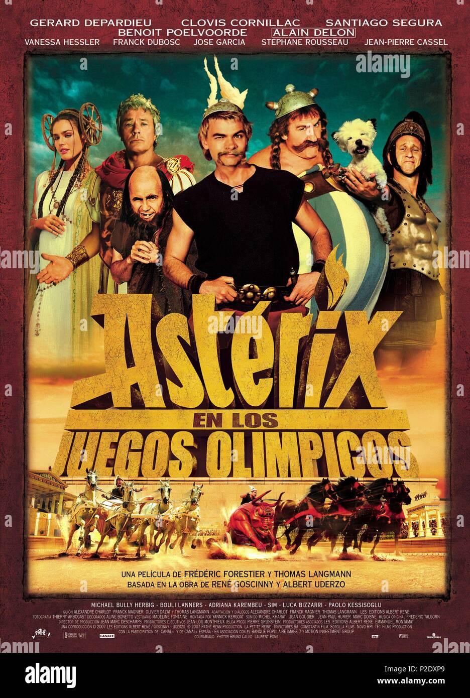 Asterix Et Obelix Aux Jeux Olympiques : asterix, obelix, olympiques, Asterix, Olympiques, Resolution, Stock, Photography, Images, Alamy
