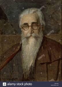 Valle Inclan - 1932. Author Anselmo Miguel Nieto 1881