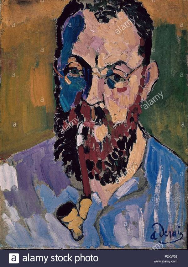 Henri Matisse Portrait Stock & - Alamy