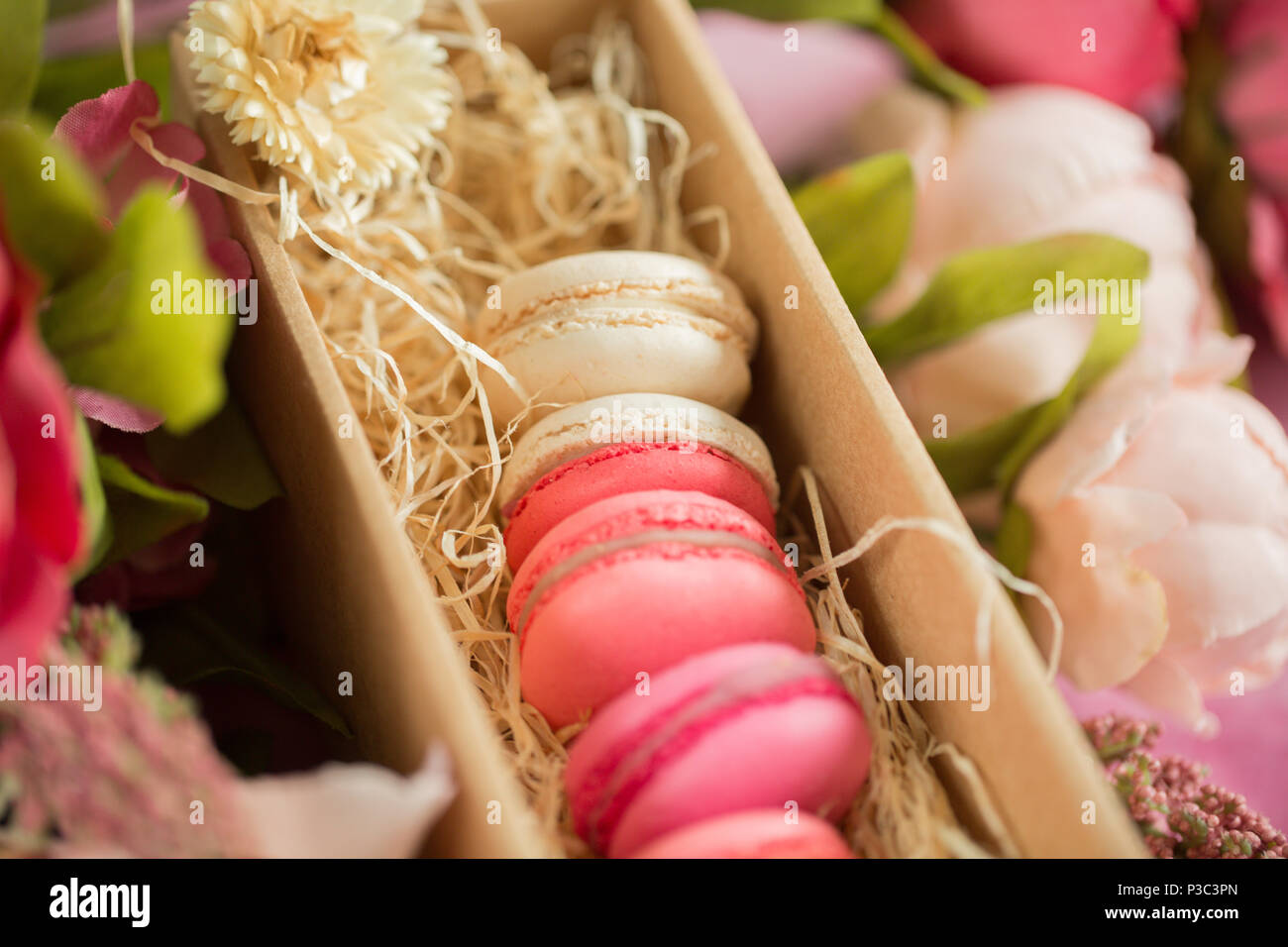 Multicolored Candy In Box Stock Photos Amp Multicolored