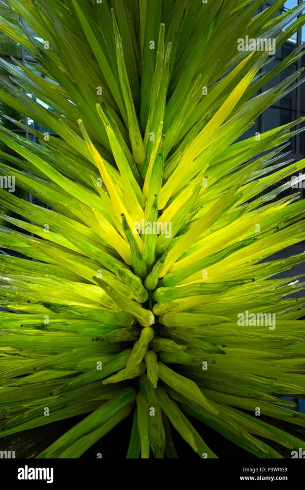 Dale Chihuly Glass Sculpture Stock &