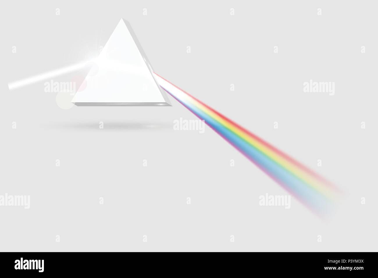 Spectrum Prism Stock Photos Amp Spectrum Prism Stock Images