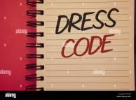 School Dress Code Stock &