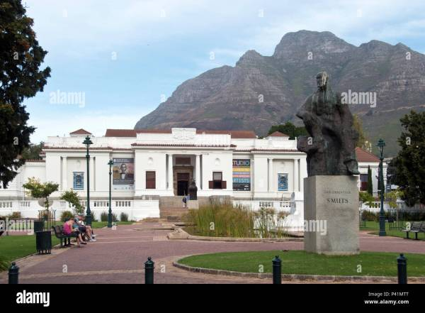 South African Museum Cape Town Stock & - Alamy