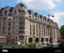 Renovation Of Hotel Lutetia Stock &