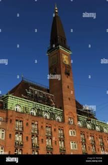 Plaza Copenhagen Denmark Stock &
