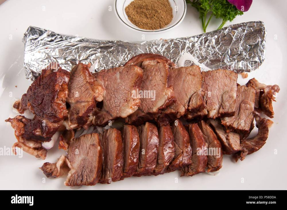 medium resolution of pork spare ribs diagram