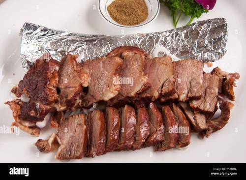 small resolution of pork spare ribs diagram