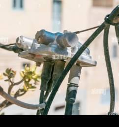closeup of a coaxial coax cable television tv junction box malta stock image [ 1300 x 959 Pixel ]