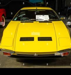 sports car detomaso pantera gtl serie i 1973 exhibition 31 oldtimertage berlin  [ 1300 x 956 Pixel ]