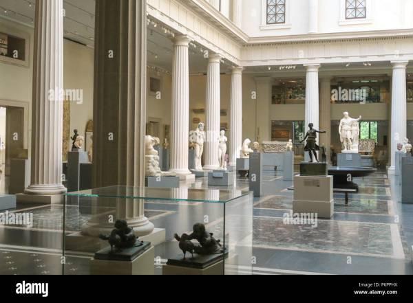 Greek & Roman Wing Met Museum