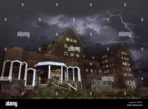 Stormy Night Stock & - Alamy
